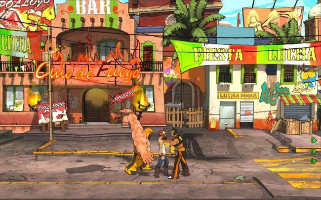 Lucha Fury - Screenshots - Bild 7