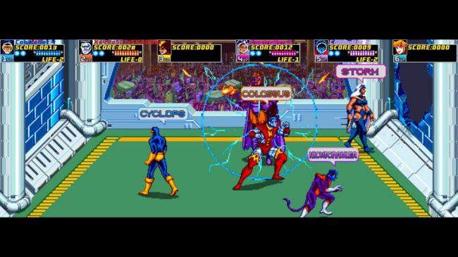 X-Men Arcade - Screenshots - Bild 6