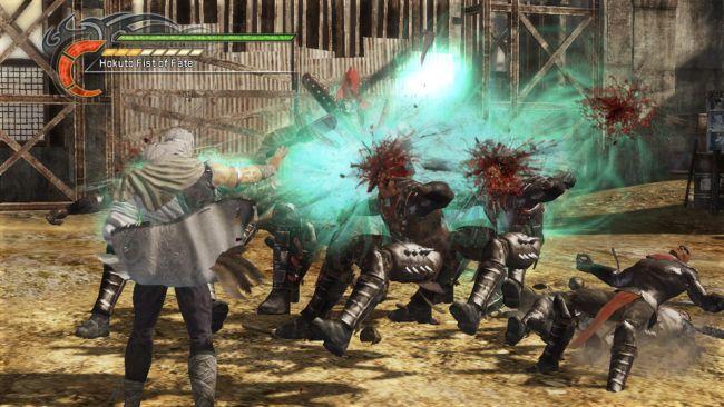 Fist of the North Star: Ken's Rage - Screenshots - Bild 16