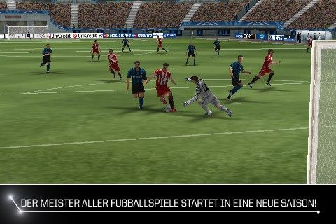 Pro Evolution Soccer 2011 - Screenshots - Bild 2