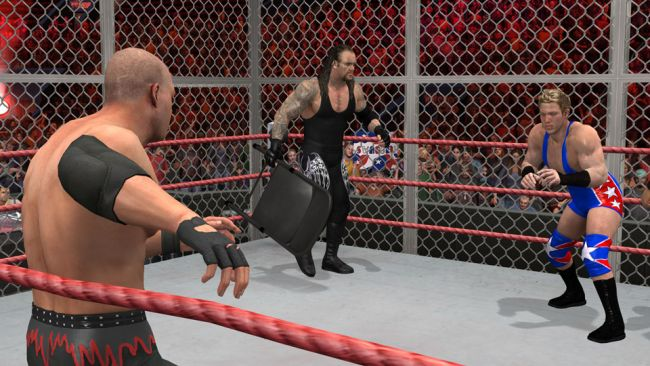 WWE SmackDown vs. Raw 2011 - Screenshots - Bild 39