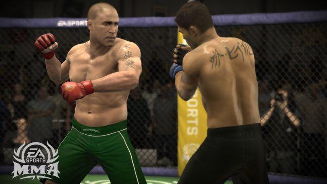 EA Sports MMA - Screenshots - Bild 1