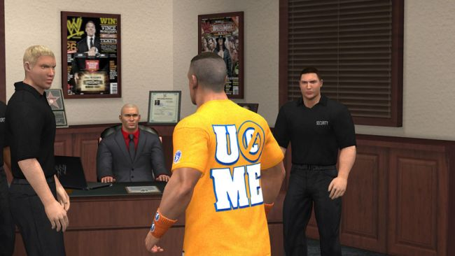 WWE SmackDown vs. Raw 2011 - Screenshots - Bild 21