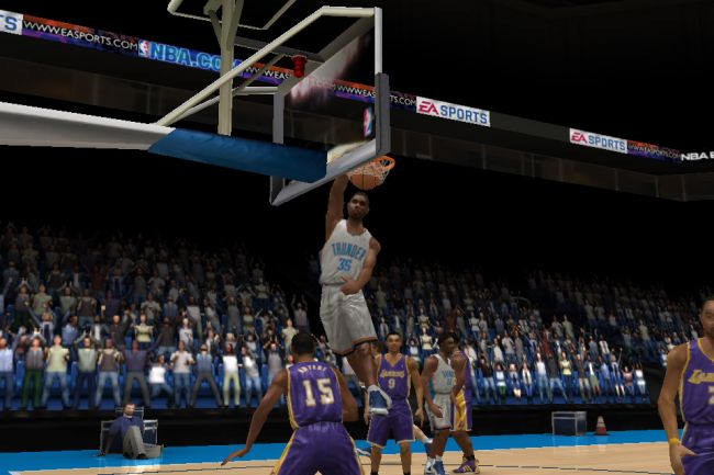 NBA Elite 11 - Screenshots - Bild 1