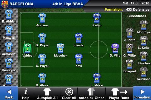 Championship Manager 2011 - Screenshots - Bild 2
