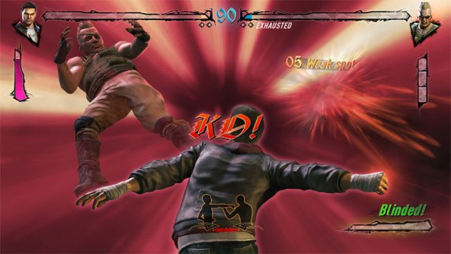 Fighters Uncaged - Screenshots - Bild 3