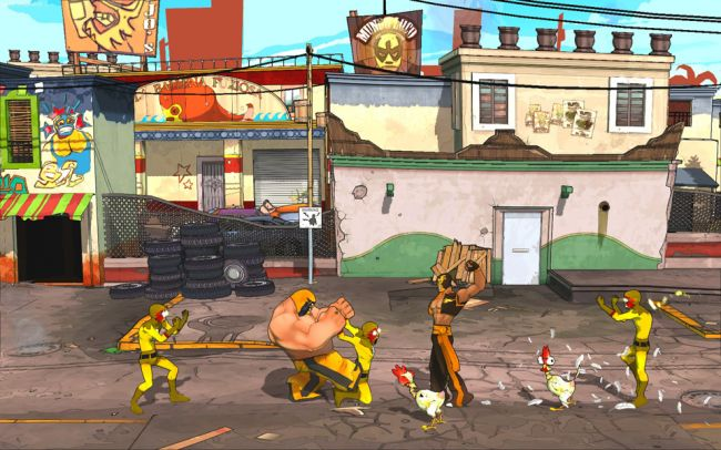 Lucha Fury - Screenshots - Bild 5