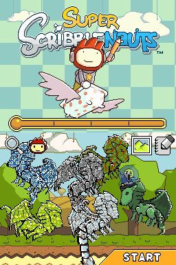 Super Scribblenauts - Screenshots - Bild 57