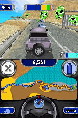 Need for Speed: Nitro-X - Screenshots - Bild 4