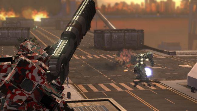 Front Mission Evolved - DLC-Packs - Screenshots - Bild 21
