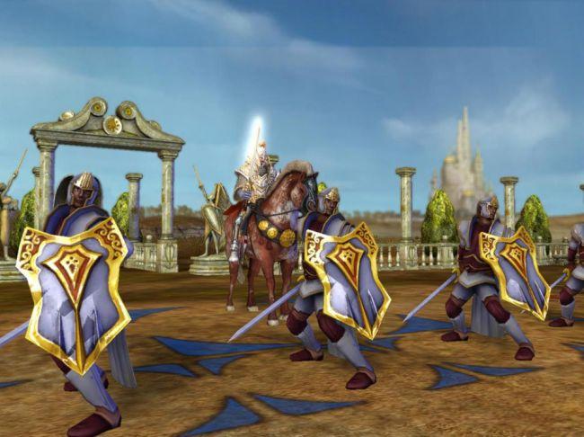 Magic: The Gathering: Tactics - Screenshots - Bild 2