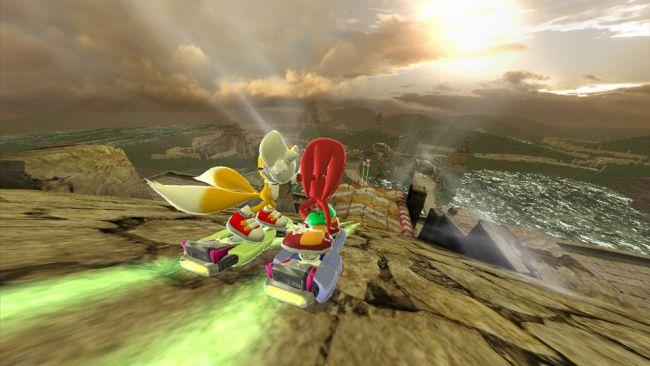 Sonic Free Riders - Screenshots - Bild 11