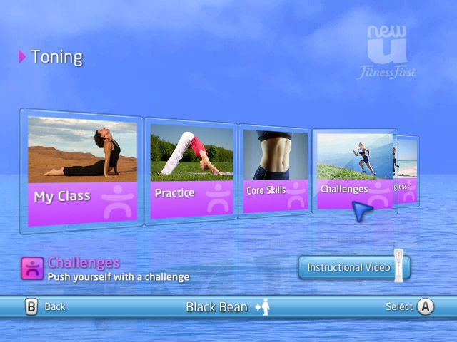 NewU Fitness First Mind Body Yoga & Pilates Workout - Screenshots - Bild 10