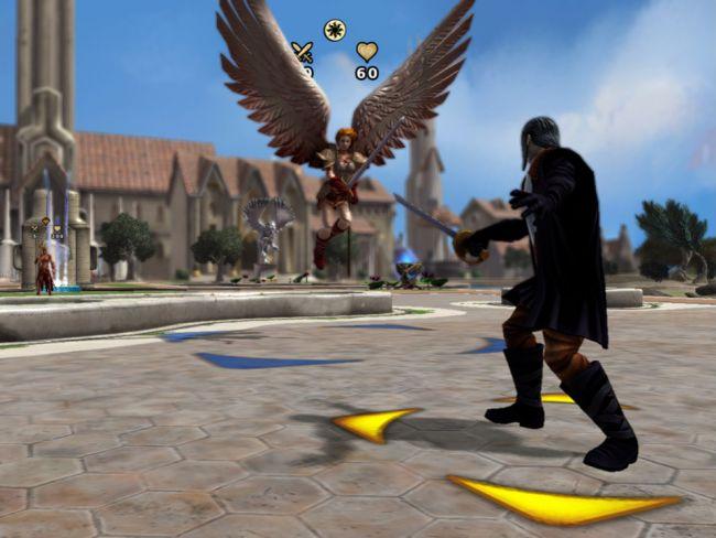 Magic: The Gathering: Tactics - Screenshots - Bild 1