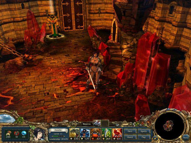 King's Bounty: Crossworlds - Screenshots - Bild 5