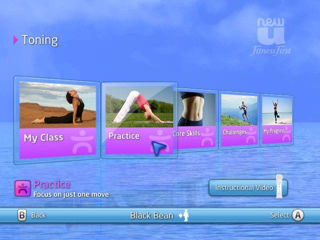 NewU Fitness First Mind Body Yoga & Pilates Workout - Screenshots - Bild 8