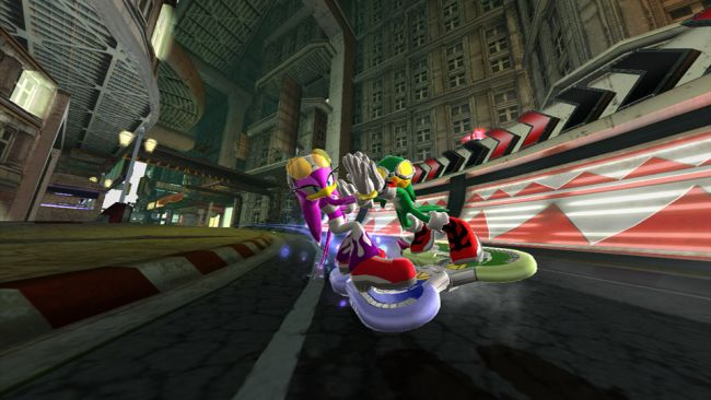 Sonic Free Riders - Screenshots - Bild 9
