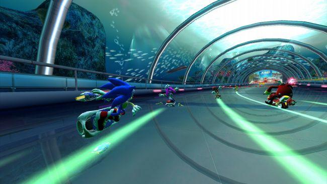 Sonic Free Riders - Screenshots - Bild 15