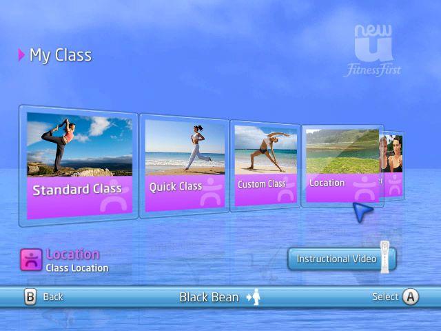 NewU Fitness First Mind Body Yoga & Pilates Workout - Screenshots - Bild 13