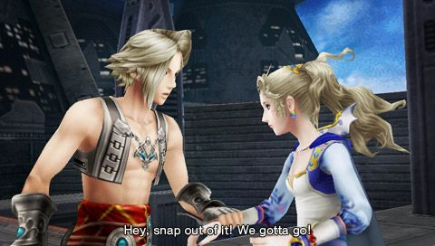 Dissidia 012[duodecim] Final Fantasy - Screenshots - Bild 3