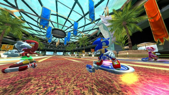 Sonic Free Riders - Screenshots - Bild 12