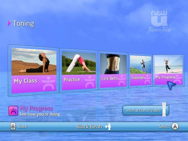 NewU Fitness First Mind Body Yoga & Pilates Workout - Screenshots - Bild 11