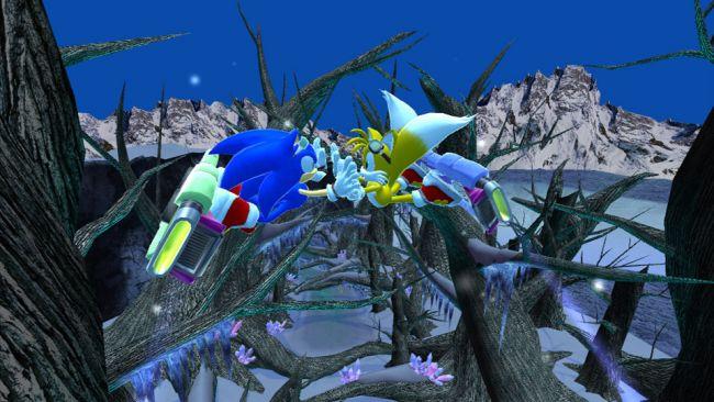 Sonic Free Riders - Screenshots - Bild 8