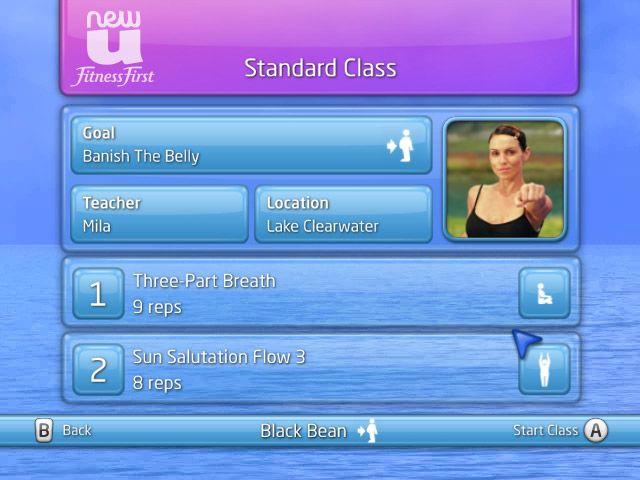 NewU Fitness First Mind Body Yoga & Pilates Workout - Screenshots - Bild 15