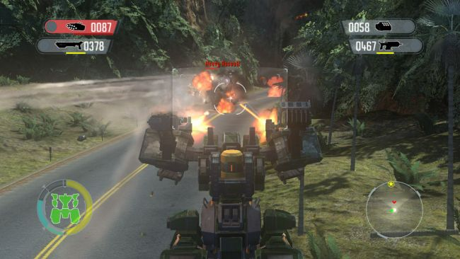 Front Mission Evolved - DLC-Packs - Screenshots - Bild 8