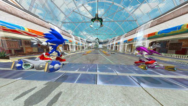 Sonic Free Riders - Screenshots - Bild 14