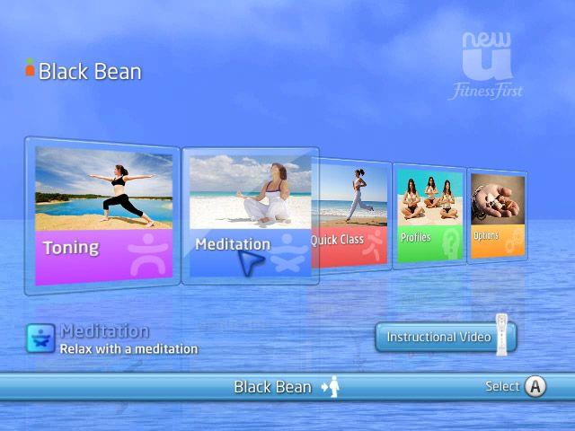 NewU Fitness First Mind Body Yoga & Pilates Workout - Screenshots - Bild 4