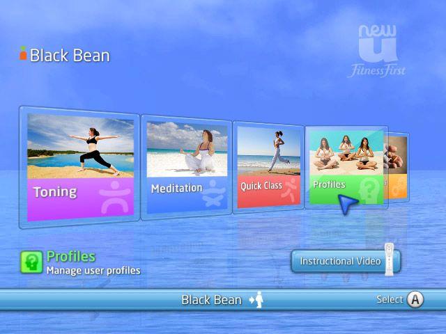 NewU Fitness First Mind Body Yoga & Pilates Workout - Screenshots - Bild 6