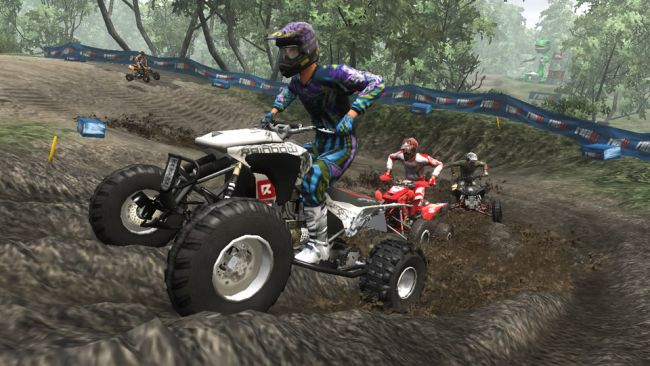 MX vs. ATV Reflex - Screenshots - Bild 13