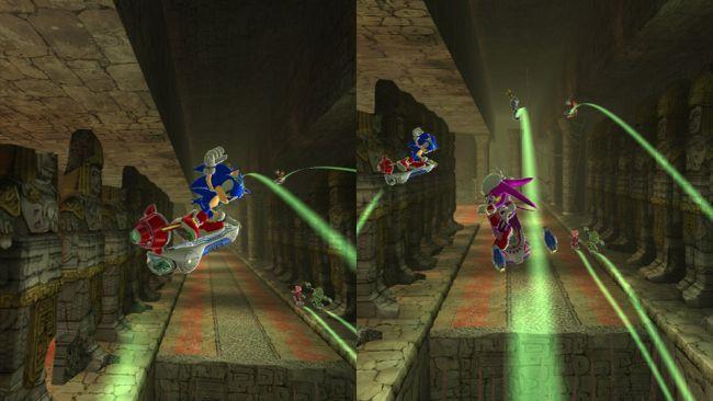 Sonic Free Riders - Screenshots - Bild 4
