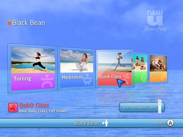 NewU Fitness First Mind Body Yoga & Pilates Workout - Screenshots - Bild 5