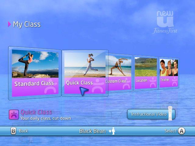 NewU Fitness First Mind Body Yoga & Pilates Workout - Screenshots - Bild 12