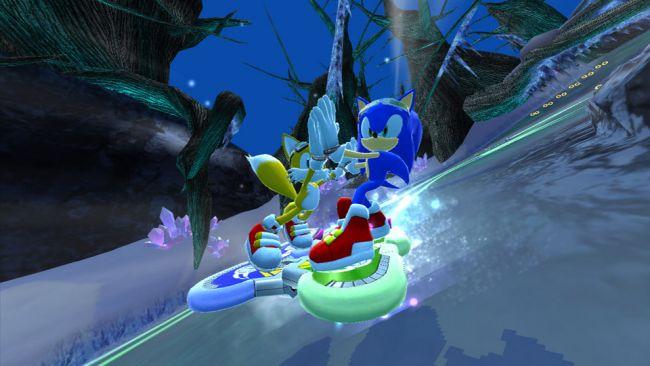 Sonic Free Riders - Screenshots - Bild 7
