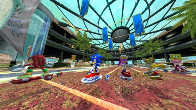 Sonic Free Riders - Screenshots - Bild 17