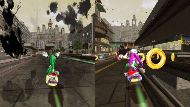 Sonic Free Riders - Screenshots - Bild 10