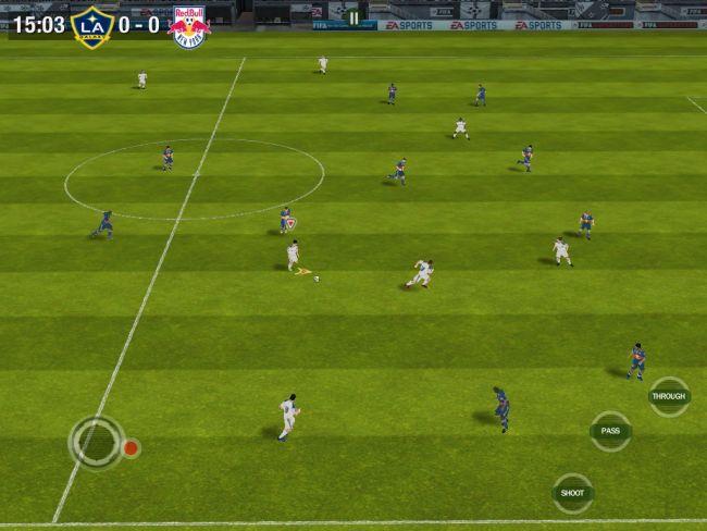 FIFA 11 iPad - Screenshots - Bild 3