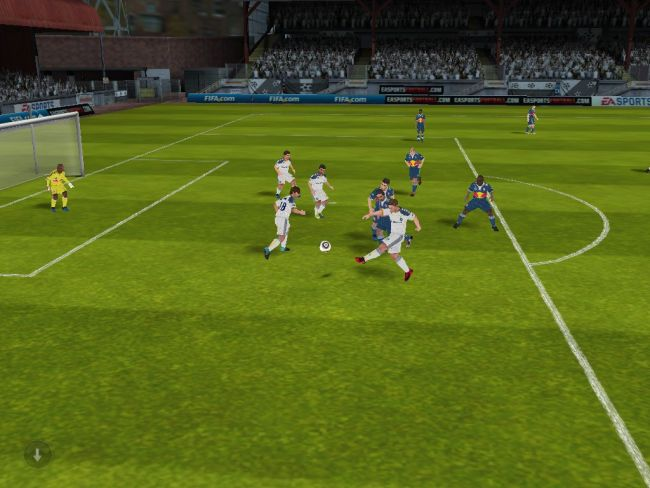 FIFA 11 iPad - Screenshots - Bild 1