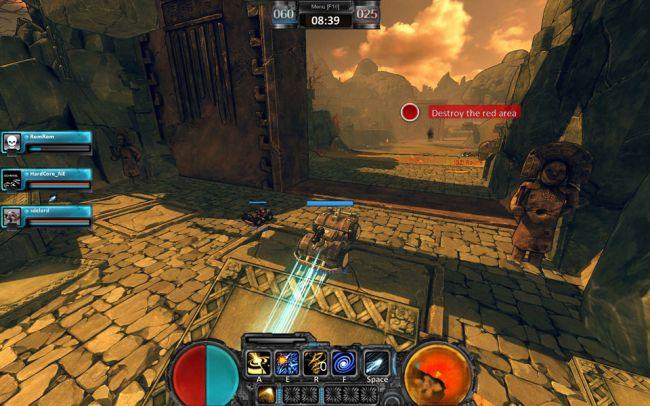 Crasher - Screenshots - Bild 5