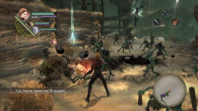 Trinity: Souls of Zill O'll - Screenshots - Bild 7