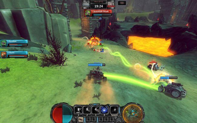 Crasher - Screenshots - Bild 3