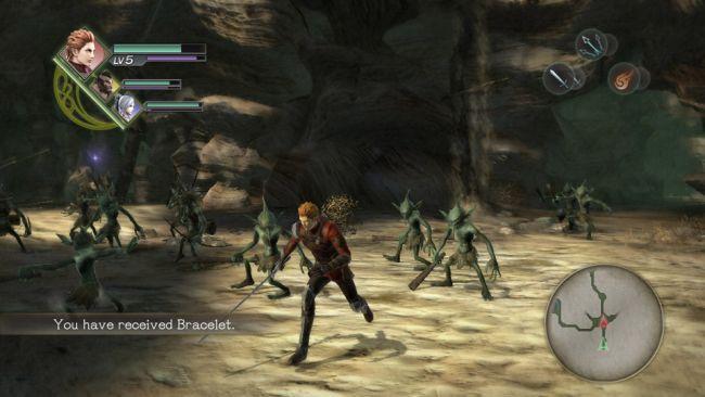 Trinity: Souls of Zill O'll - Screenshots - Bild 9