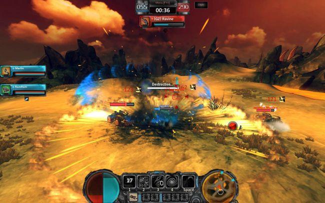 Crasher - Screenshots - Bild 6
