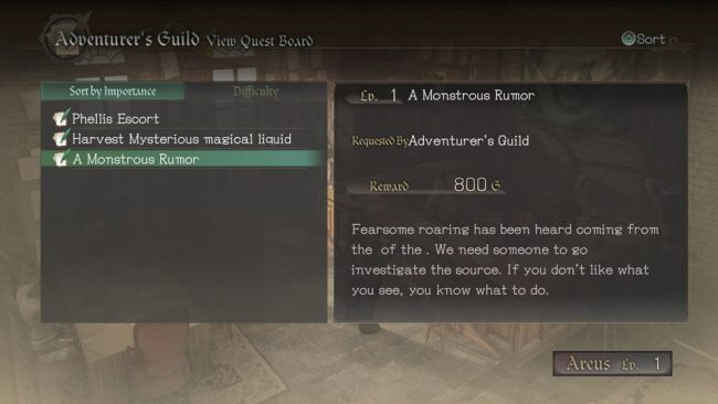 Trinity: Souls of Zill O'll - Screenshots - Bild 2
