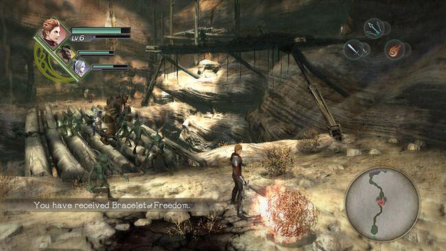 Trinity: Souls of Zill O'll - Screenshots - Bild 8