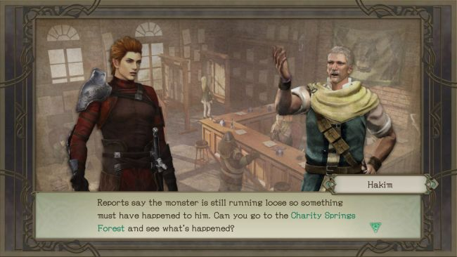 Trinity: Souls of Zill O'll - Screenshots - Bild 4