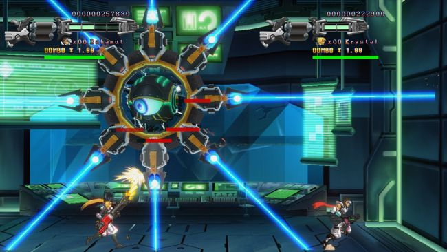 Hard Corps: Uprising - Screenshots - Bild 6
